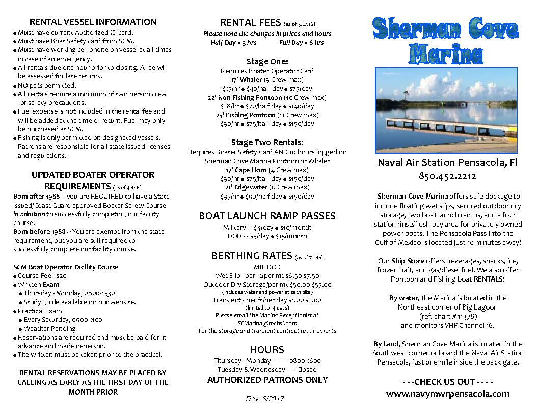Sherman Cove Marina